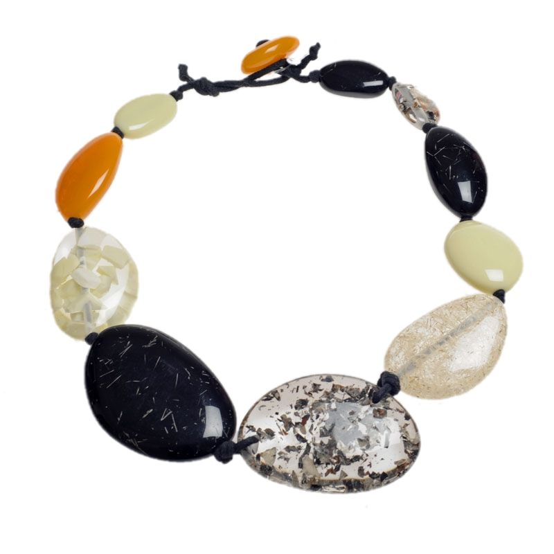 Jackie Brazil Handmade Resin Jewellery from Brazil